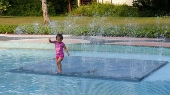 Damai Puri Resort & Spa: Kids swimming pool