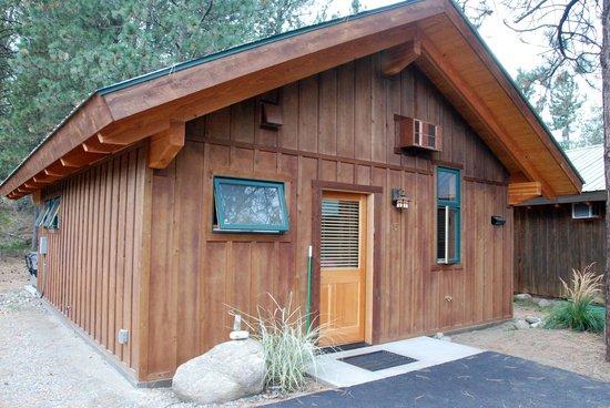 Chewuch Inn & Cabins: Romantic King Cabin 15