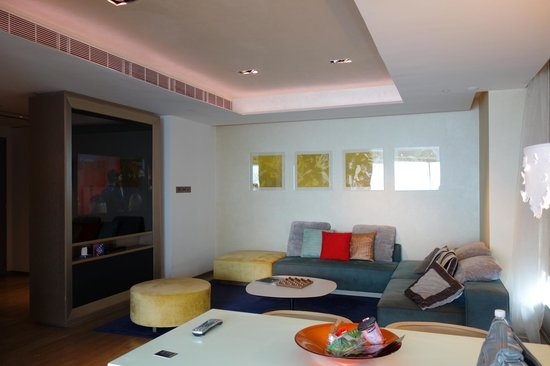 W Hong Kong : Comfortable Suite
