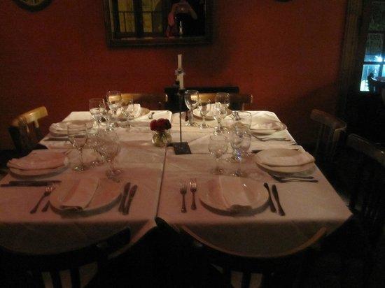 Lelé de Troya: Beautiful table