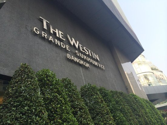 The Westin Grande Sukhumvit : Great hotel in central location, generous customer service