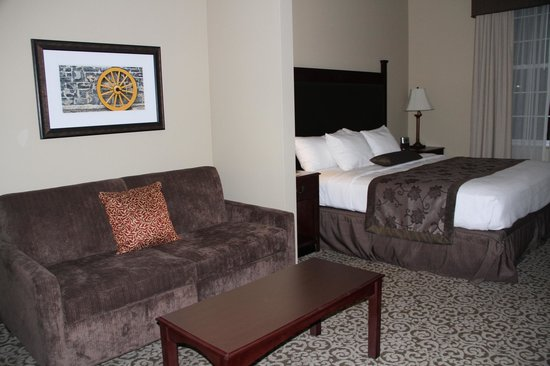 BEST WESTERN PLUS Intercourse Village Inn & Suites : Spacious and clean