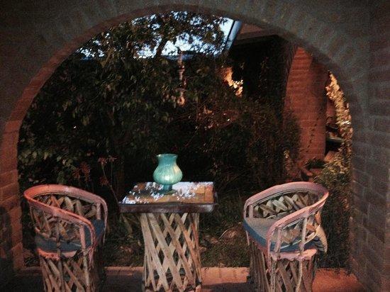 Casa Tierra: Beautiful setting