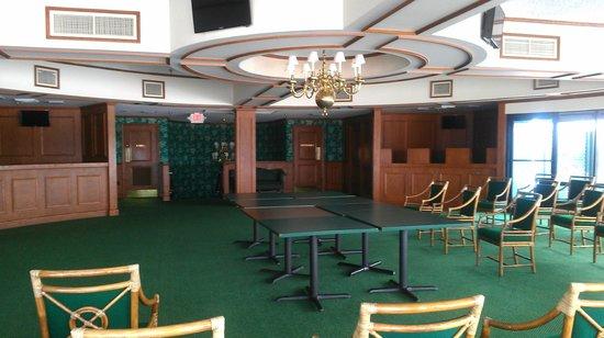 Keeneland: The Queen's Room at Keenland