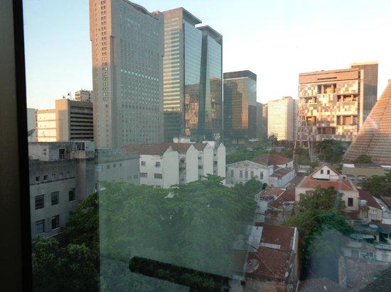 Hotel Granada : vista de la habitacion