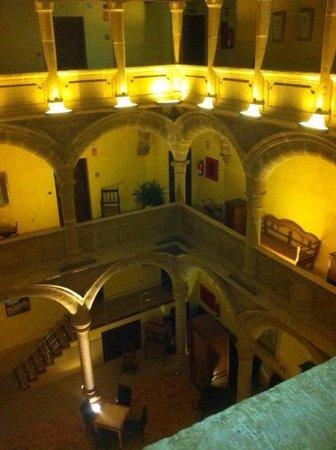 Palacio de los Salcedo: Parece otra época
