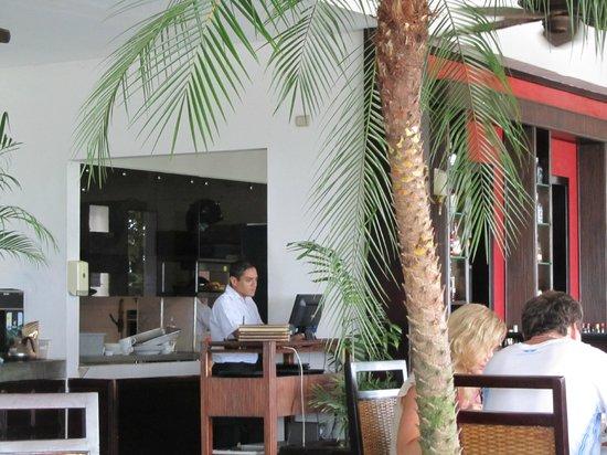 Gaia Hotel & Reserve : Gaia restaurant