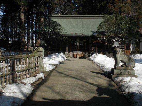 Hidaka Shrine