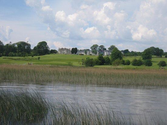Glasson Golf & Country Club: Hier kann man direkt am Golfplatz anlegen