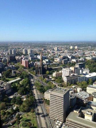 Sofitel Melbourne on Collins: View (Floor 39)