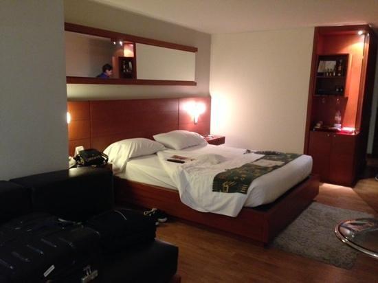 NH Bogota Boheme Royal: Quarto la Boheme Royal Hotel - Bogota