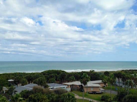 Hampton Inn Cocoa Beach/Cape Canaveral: Beautiful view from the balcony
