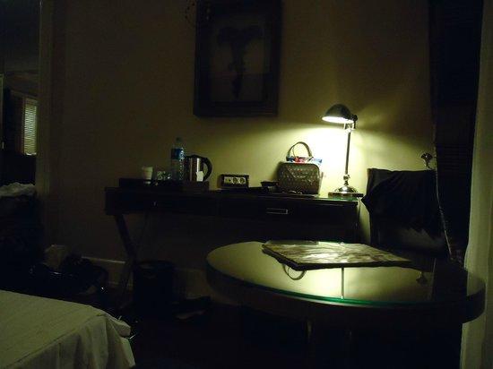 Titanic City Hotel : chambre