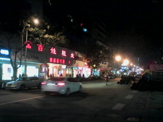 Restaurants Nanchong