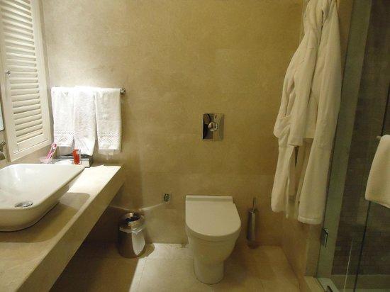 Titanic City Hotel : salle de bains