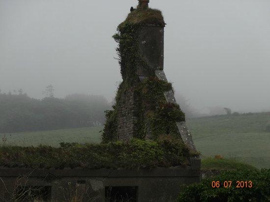 Fortaleza Charles Fort: ruinas