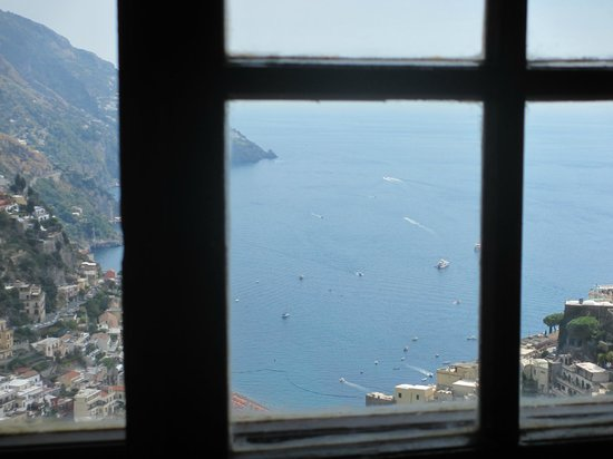 Ristorante da Costantino: Wonderful views from our window seat table
