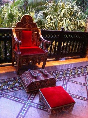 Sofitel Marrakech Lounge and Spa : J'adore !