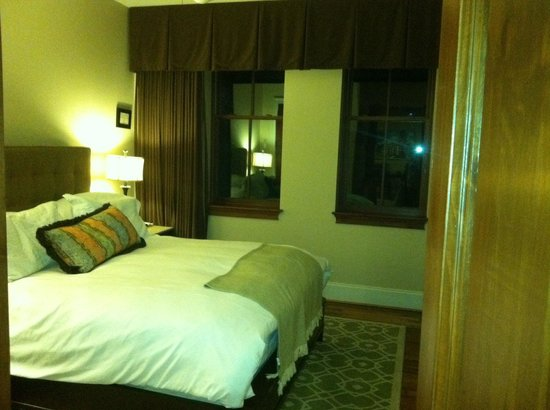 Bleckley Inn: So comfortable