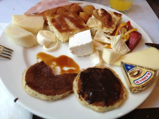 Titanic City Hotel: petit déjeuner 5