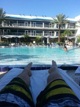 The Ritz-Carlton, South Beach : Piscina