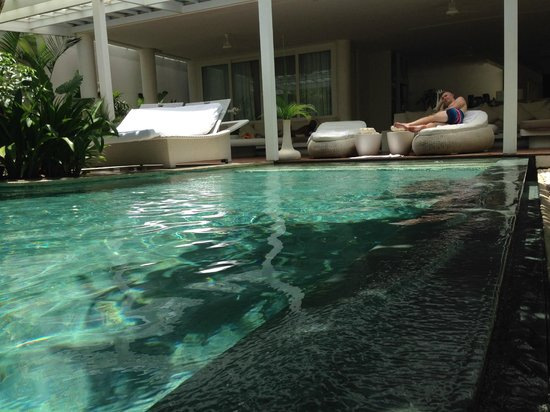 Eden - The Residence at the Sea : pool area