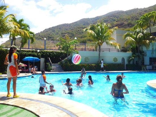Hotel Ole Caribe: Piscina