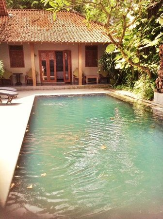 d'Omah Hotel Yogyakarta : The other pool area.