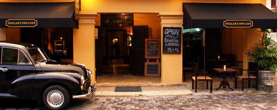 Pedlar's Inn Cafe : ouer Trademark