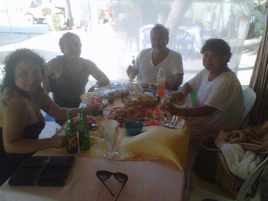 restaurant de leo: pescado tikinchik