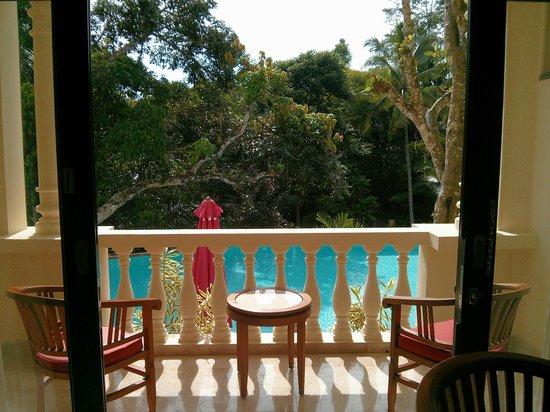 Ayung Resort Ubud : View from balcony