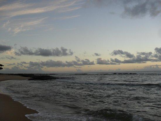 Hotel Baia Cabralia: praia