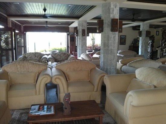 Ayung Resort Ubud: High tea served daily