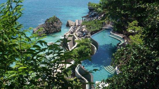 AYANA Resort and Spa : View of ocean beach pool