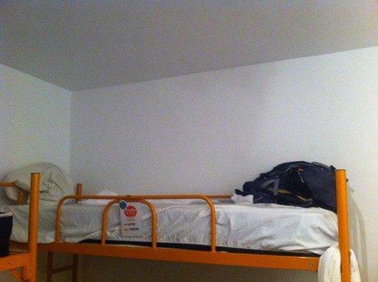 SoBe Hostel: вот такие кровати