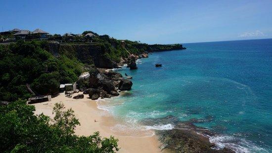 AYANA Resort and Spa: Kubu beach
