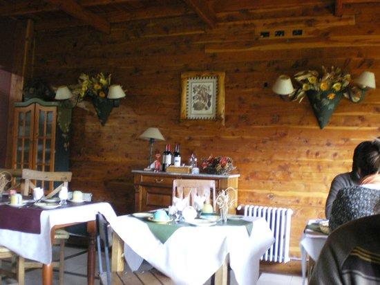 Lago Gutierrez Lodge: a