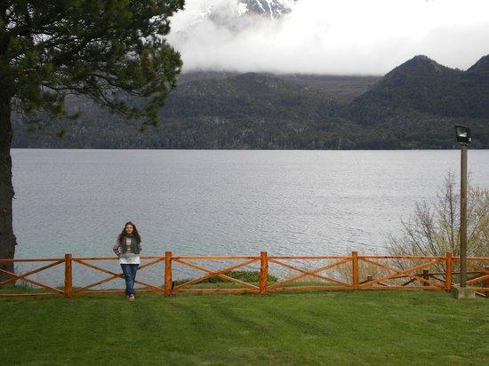 Lago Gutierrez Lodge : a