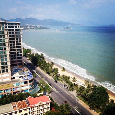 Sheraton Nha Trang Hotel and Spa : Вид из номера