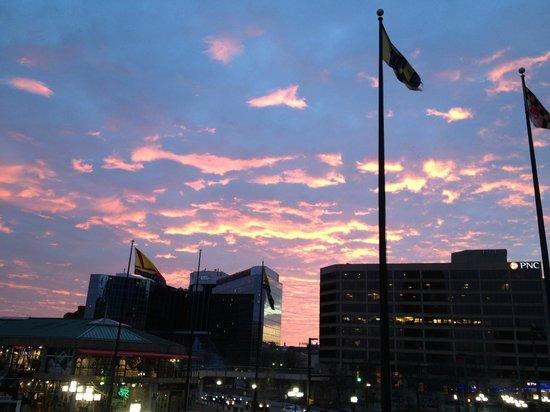 Tir Na Nog Irish Bar & Grill - Baltimore : Tir Sunset