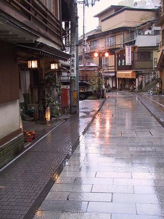 Senshinkan Matsuya: street 2