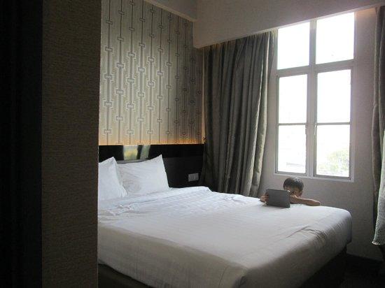 Citin Seacare Hotel Pudu Kuala Lumpur: Small room