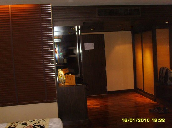 A-One The Royal Cruise Hotel: kamar