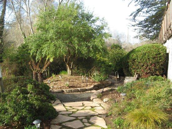 Bluebird Inn : Gardens