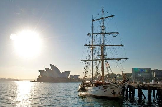 Sydney Harbour Tall Ships Top Tips Before You Go