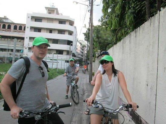 Follow Me Bike Tours: Un tour en vélo