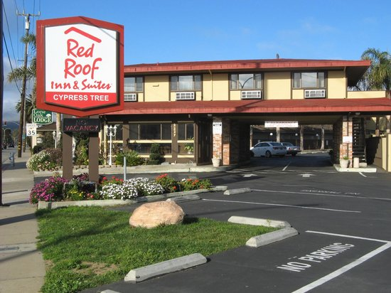 Red Roof Inn & Suites Monterey: Motel