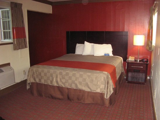 Red Roof Inn & Suites Monterey: Room