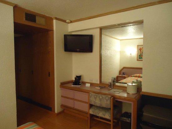 Hotel Casa Blanca Mexico City: detalhe do  apartamento
