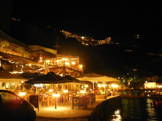 Sunset Ammoudi Taverna: Took my breath away